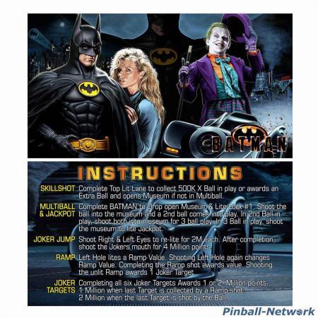 Batman Custom Cards