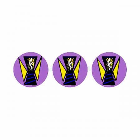 Batman Forever Bumper Decals
