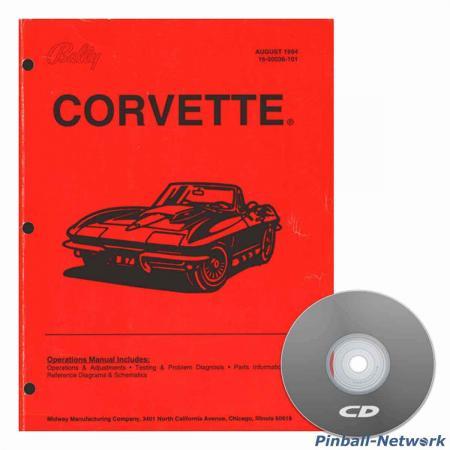Corvette Operations Manual