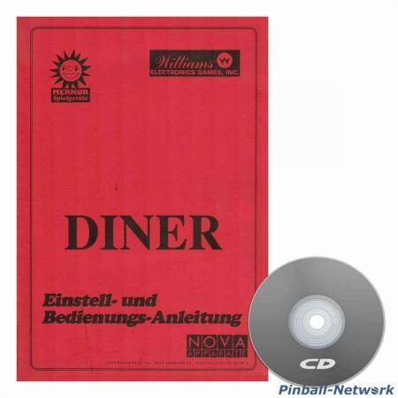 Diner Einstell- und Bedienungs-Anleitung