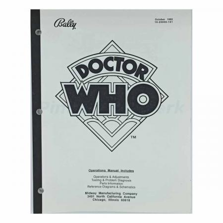 Doctor Who Operations Manual, Duplikat
