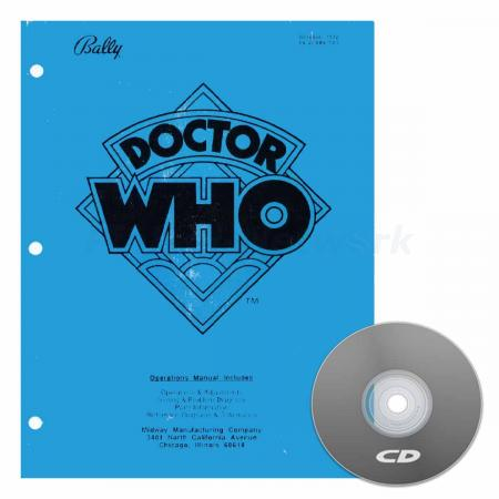 Doctor Who Operations Manual