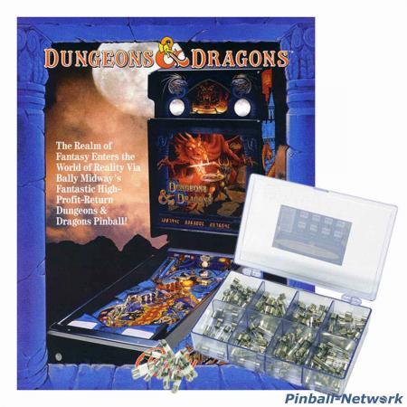 Dungeons & Dragons Sicherungssortiment