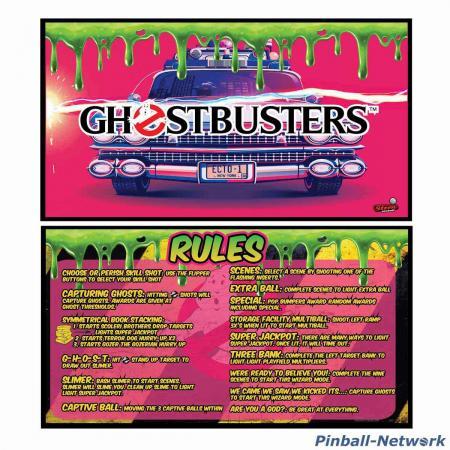 Ghostbusters Custom Cards