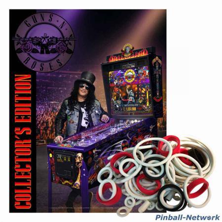Guns N' Roses JJP Gummisortiment