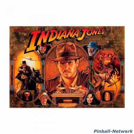 Indiana Jones Williams Translite, Sammleredition
