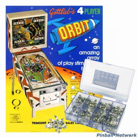 Orbitor 1 Sicherungssortiment