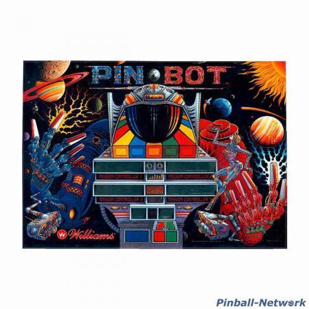 Pin Bot Translite, Sammleredition
