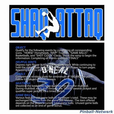 Shaq Attaq Custom Cards