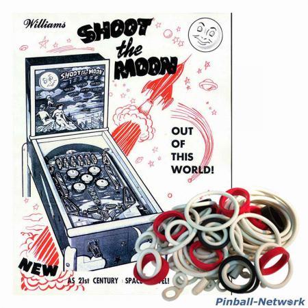 Shoot the Moon Gummisortiment