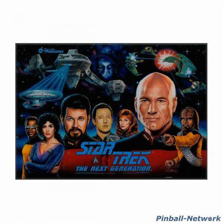 Star Trek: The Next Generation Translite, Sammleredition