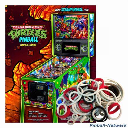 Teenage Mutant Ninja Turtles Limited Edition Gummisortiment