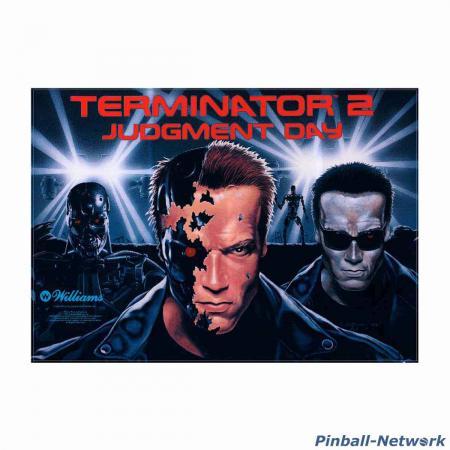 Terminator 2: Judgment Day Translite, Sammleredition
