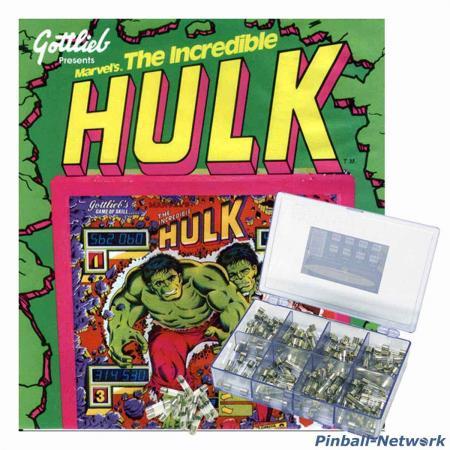The Incredible Hulk Sicherungssortiment