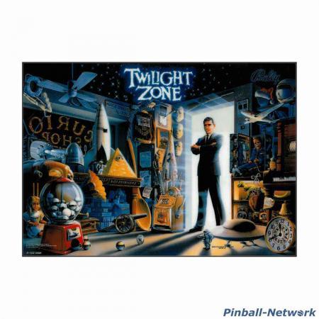 Twilight Zone Translite, Sammleredition