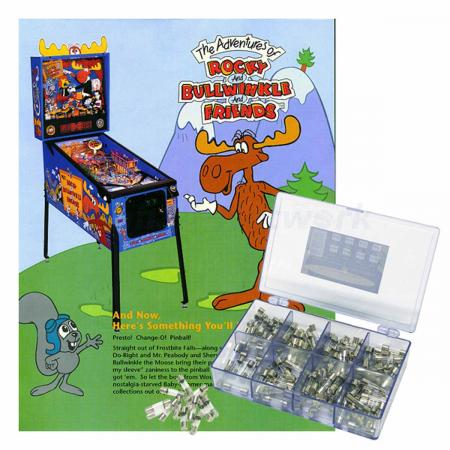 Adventures of Rocky and Bullwinkle and Friends Sicherungssortiment