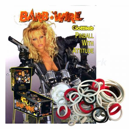 Barb Wire Gummisortiment