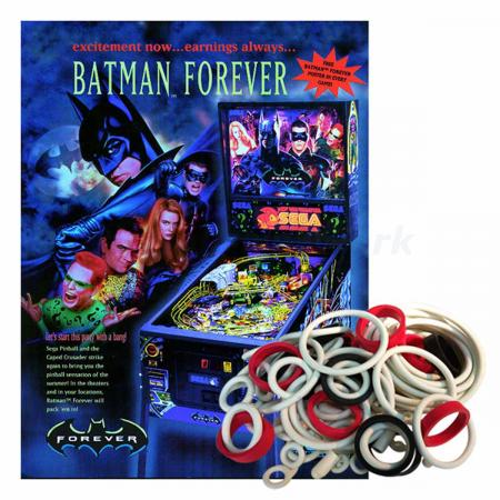 Batman Forever Gummisortiment