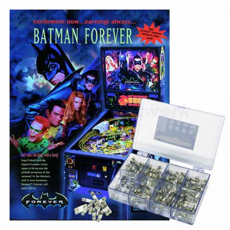 Batman Forever Sicherungssortiment