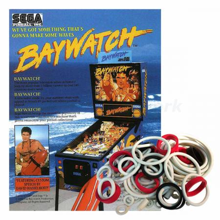 Baywatch Gummisortiment