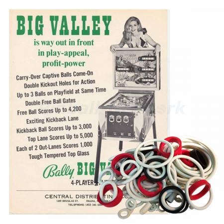 Big Valley Gummisortiment