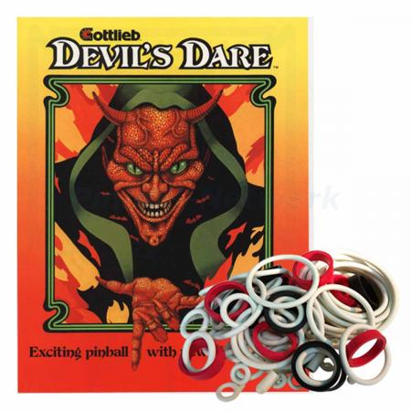Devil´s Dare Gummisortiment
