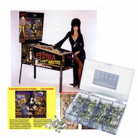 Elvira and the Party Monsters Sicherungssortiment
