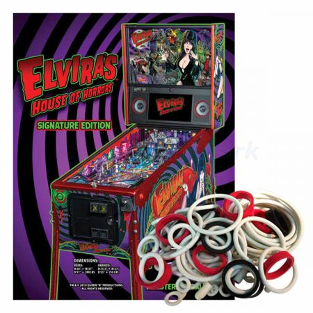 Elvira's House of Horrors Signature Edition Gummisortiment