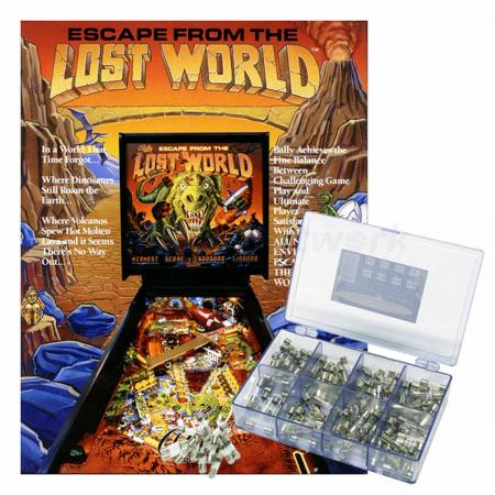 Escape from the Lost World Sicherungssortiment