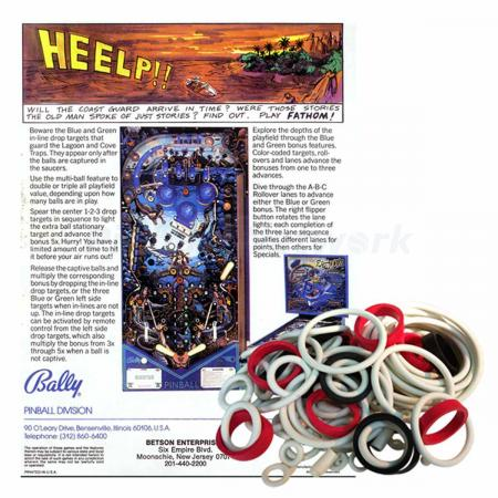 Fathom Gummisortiment