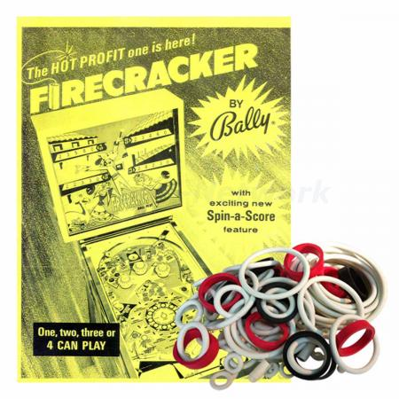 Firecracker Gummisortiment