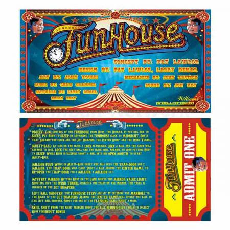 Funhouse Custom Cards, Design 2