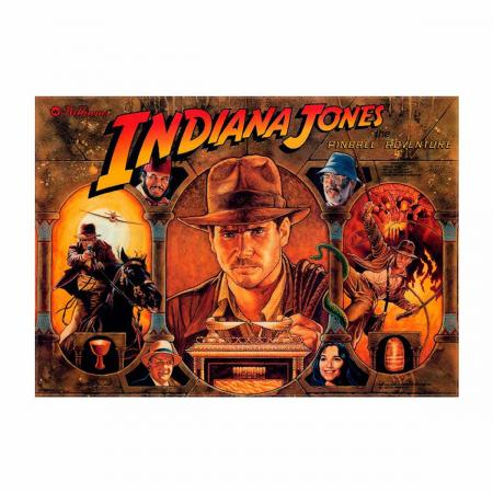 Indiana Jones Williams Translite, Sammleredition