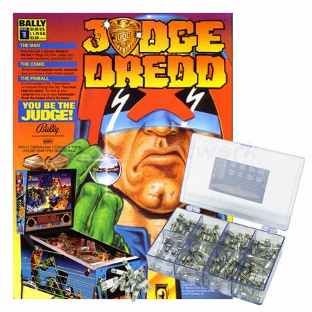 Judge Dredd Sicherungssortiment