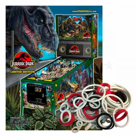 Jurassic Park Limited Edition Gummisortiment