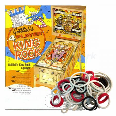 King Rock Gummisortiment