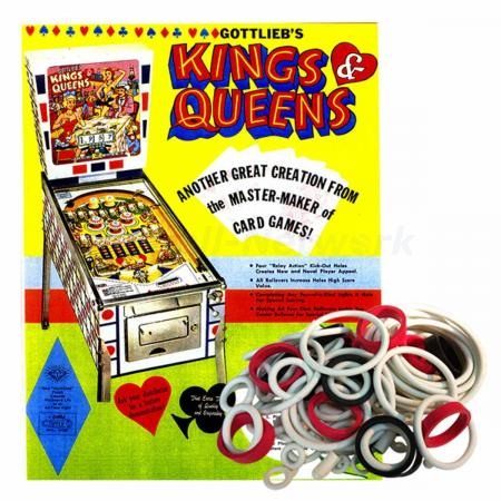 Kings & Queens Gummisortiment