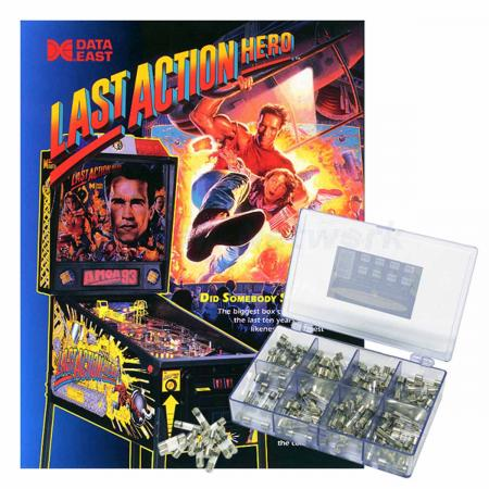 Last Action Hero Sicherungssortiment