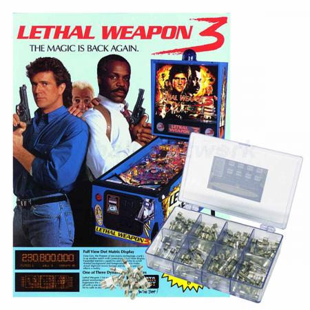 Lethal Weapon 3 Sicherungssortiment