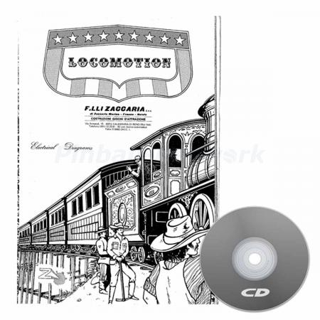 Locomotion Schematics