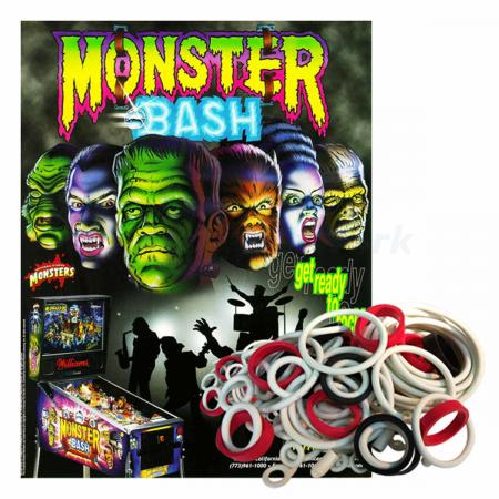 Monster Bash Gummisortiment