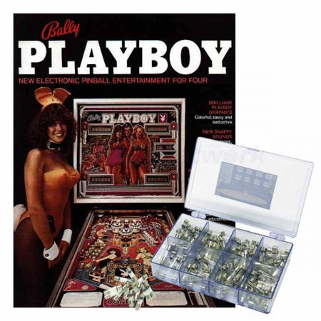 Playboy Bally Sicherungssortiment