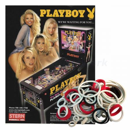 Playboy Stern Gummisortiment