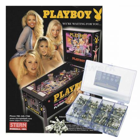 Playboy Stern Sicherungssortiment