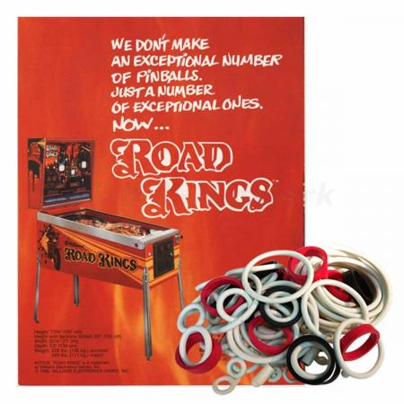Road Kings Gummisortiment