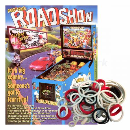 Road Show Gummisortiment