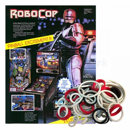 Robocop Gummisortiment