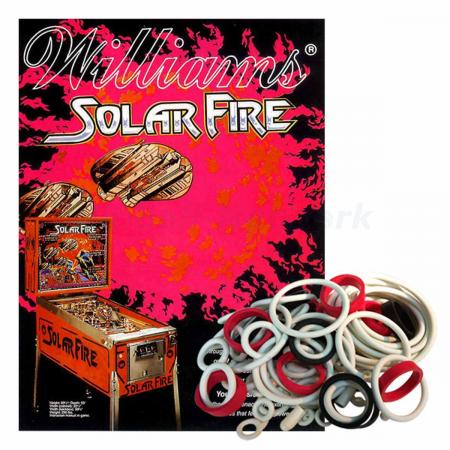 Solar Fire Gummisortiment