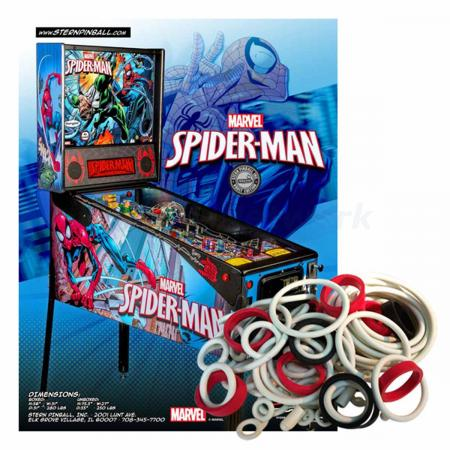 Spider-Man Vault Edition Gummisortiment