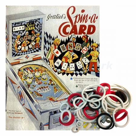 Spin-A-Card Gummisortiment